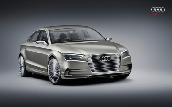 Audi A3 etron concept
